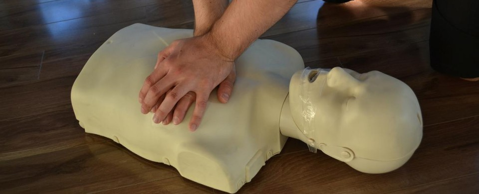 Red Cross 1st Aid and CPR Training